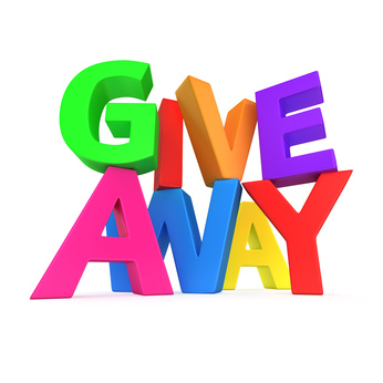 "Text ""Giveaway"""