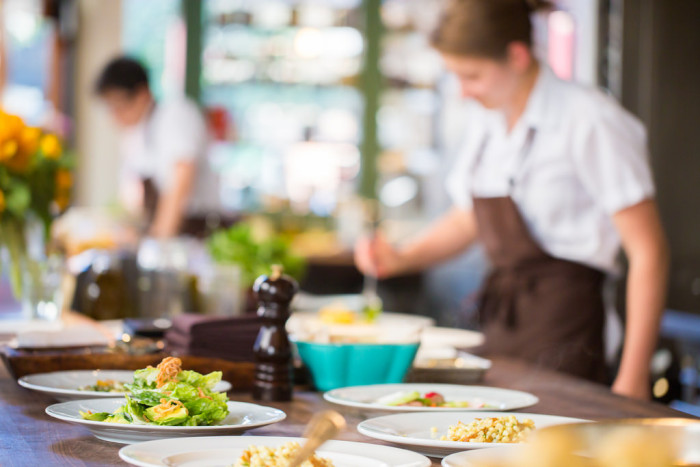 How to build your own restaurant website